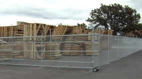Wrought Iron Vinyl Amp Cedar Fencing Boise Meridian