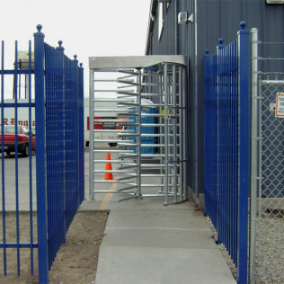 security gate contractor
