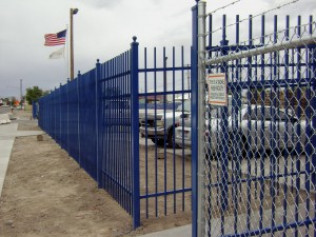 Government Facility Fencing