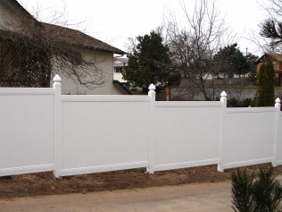 Vinyl Fencing Boise Meridian Eagle Nampa Caldwell