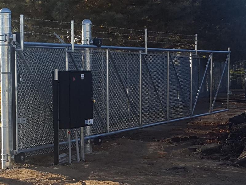 Automatic Gate Installation Boise Meridian Eagle