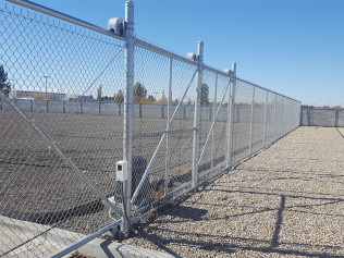 Chain Link Fencing Boise Meridian Eagle Nampa