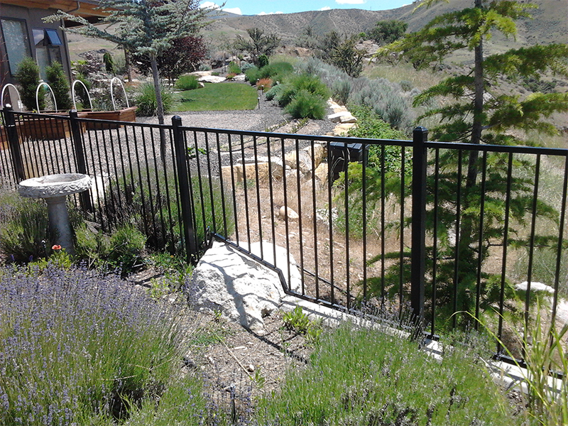 Ornamental Iron Fencing Boise Meridian Eagle Nampa