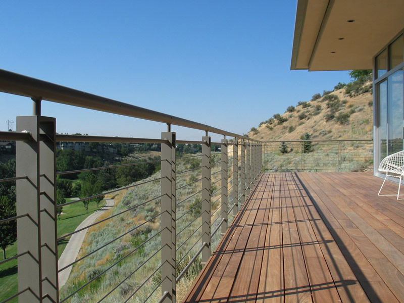Deck Rails Boise Meridian Eagle Nampa Caldwell Id